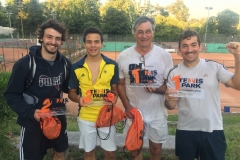 Remise de prix Tournoi 2018