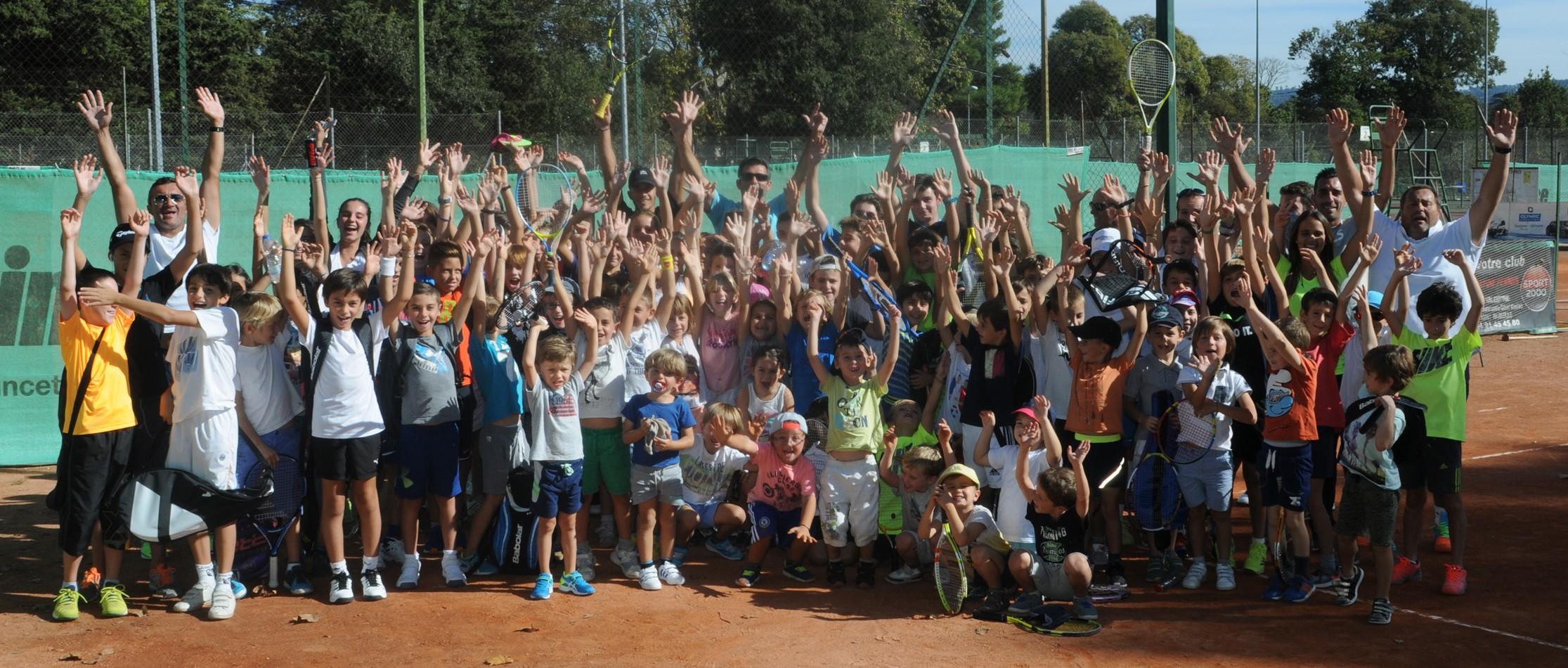 Ecole de tennis enfants tennis park marseille for Cours de tennis en ligne