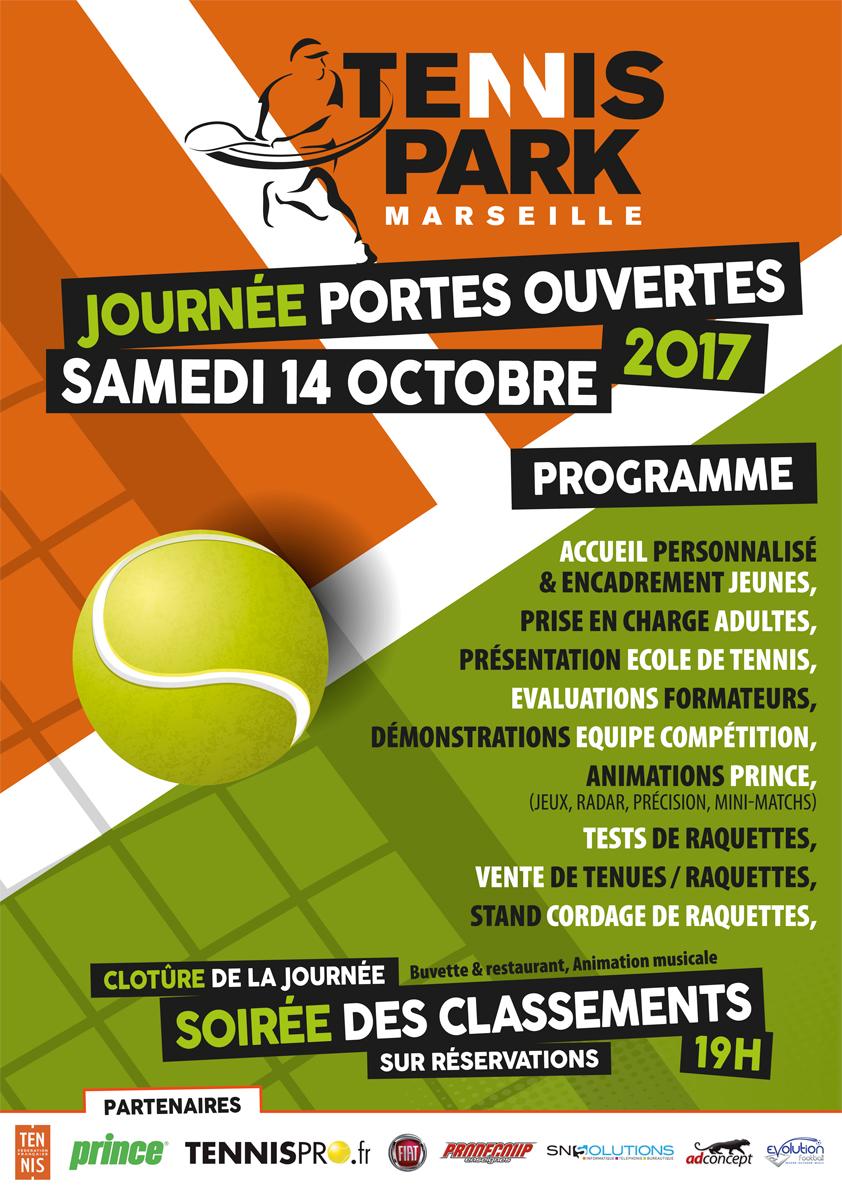 Accueil tennis park marseille - Animation portes ouvertes ...